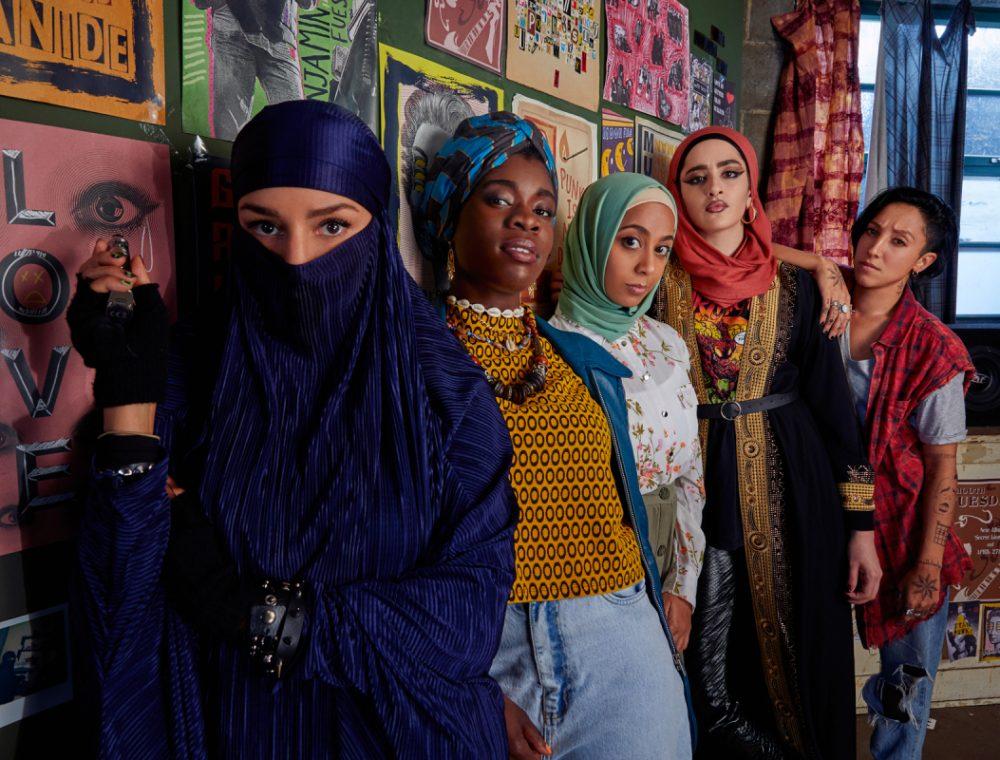 groupe de musique femme musulmanes